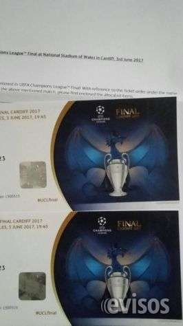 Champions league final 2017 tickets available