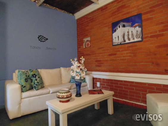 Lofts con cocineta y todos los servicios para vacaciones en la cdmx.