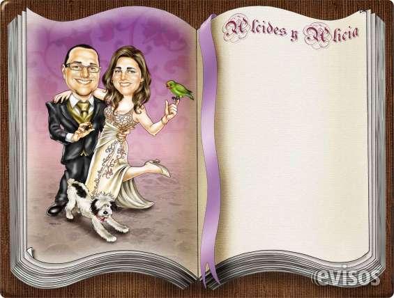 Fotos de Caricaturas e ilustraciones para tus invitaciones y souvenirs 8