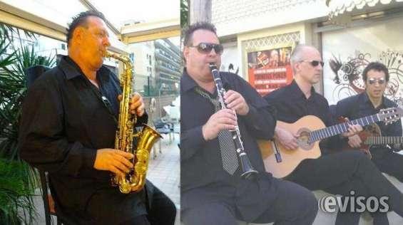 Fotos de Saxo-clarinete y guitarra para bodas y eventos 10
