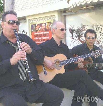 Fotos de Saxo-clarinete y guitarra para bodas y eventos 2