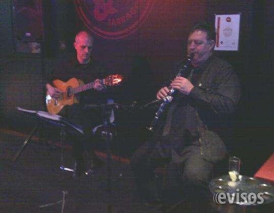 Fotos de Saxo-clarinete y guitarra para bodas y eventos 8