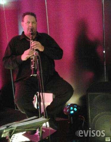 Fotos de Saxo-clarinete y guitarra para bodas y eventos 3