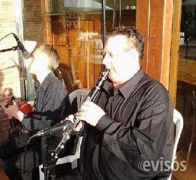 Fotos de Saxo-clarinete y guitarra para bodas y eventos 9