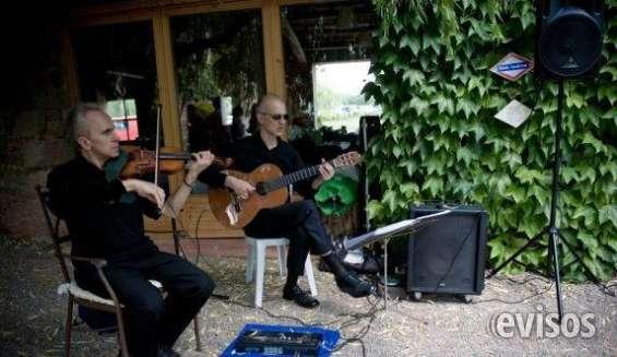 Fotos de Saxo-clarinete y guitarra para bodas y eventos 6