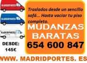 MUDANZAS-LAS ROZAS=65460#0847=PORTES BARATOS EN CHAMBERI