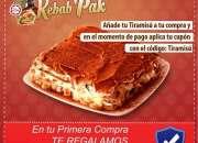 ofertas en Kebab Pak