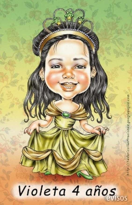 Fotos de Caricaturas e ilustraciones para tus invitaciones y souvenirs 14