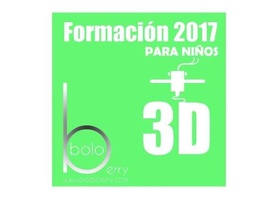 Impresión 3d para niños boloberry