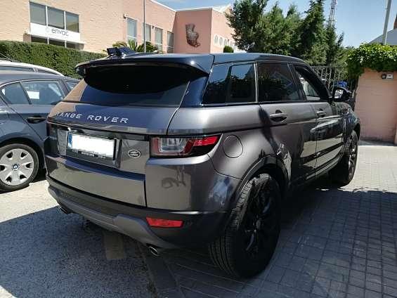 Tintado range rover