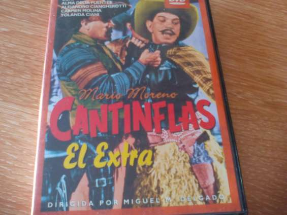 Peliculas dvd de cantinflas