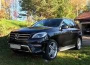 Mercedes-Benz M-Class ML