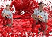 Camisetas de futbol RB Leipzig 2017 2018