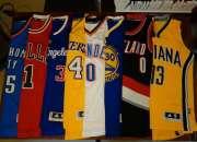 Camisetas de baloncesto nba