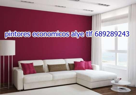 Pintores baratos en villaviciosa de odon 689289243