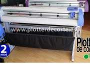 Plotter de corte Refine CSV1350II servo y lapos 120cm