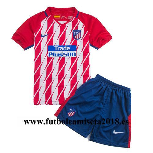 Camiseta nino atletico madrid 2017-2018