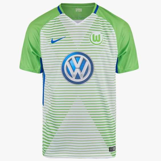 Comprar camisetas del wolfsburg 2017 2018