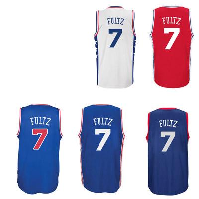 Camisetas nba philadelphia 76ers replicas tienda online