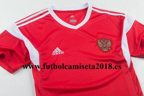 Fotos de Camiseta rusia primera equipación 2018 2