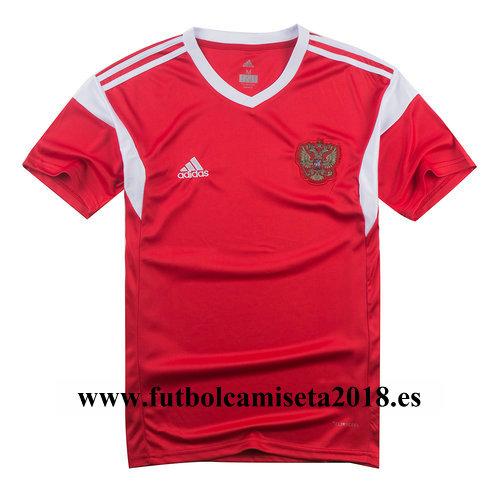 Camiseta rusia primera equipación 2018