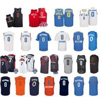 Camisetas nba thunder westbrook replicas tienda online