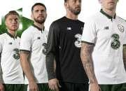 Camisetas de futbol Irlanda 2017 2018
