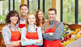 Personal para trabajar en supermercado. (527)