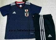Camiseta nino japon primera equipacion 2018