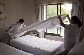Se precisan camareras de pisos