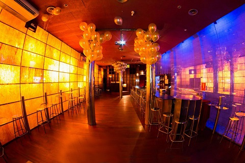Restaurantes y locales para fiestas en barcelona