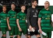 Camisetas de futbol Celtic 2017 2018