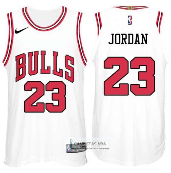 Camiseta autentico bulls jordan 2017 18