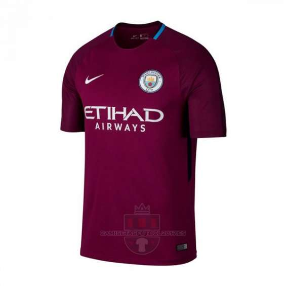 Camiseta manchester city segunda 2017 2018