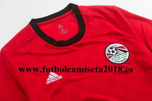 Fotos de Tailandia camiseta egipto primera equipación 2018 4