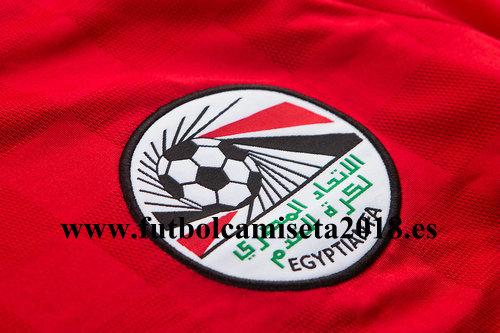Fotos de Tailandia camiseta egipto primera equipación 2018 3