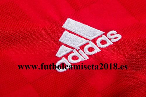 Fotos de Tailandia camiseta egipto primera equipación 2018 2