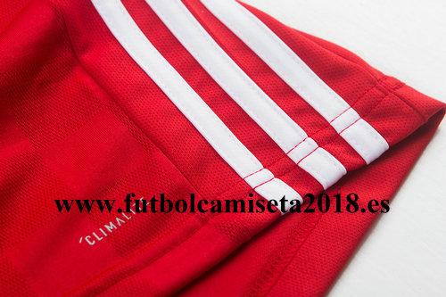 Fotos de Tailandia camiseta egipto primera equipación 2018 6