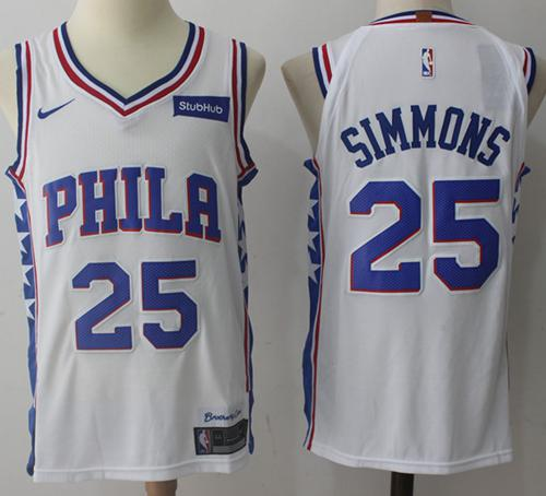 Fotos de Camiseta 76ers ben simmons association 2017-18 2