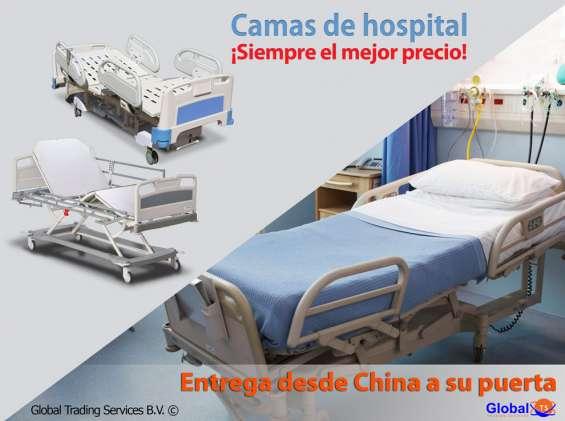 Cama moderna para el uso hospitalario o domestico