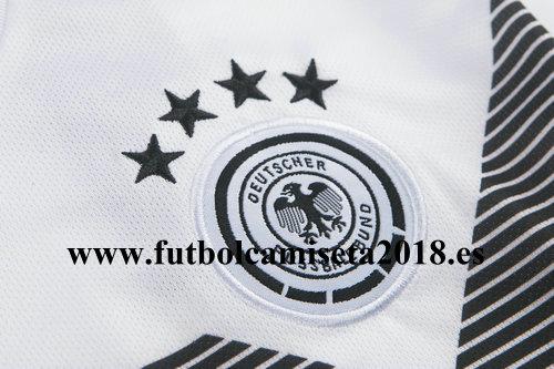 Fotos de Camiseta nino alemania primera equipacion copa mundial 2018 4
