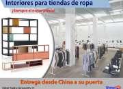 Mueblespara tiendas de ropa de china