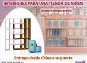 ¡muebles para tienda de ninos. directo de china!