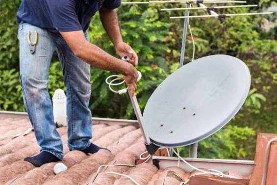 Servicio de antenas en madrid, españa