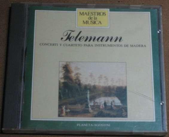 Cds de musica clasica variados