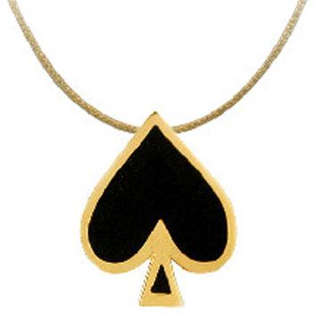 Joyas de poker en oro o en plata