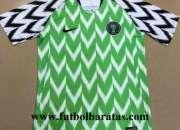 Camiseta nigeria copa mundial 2018