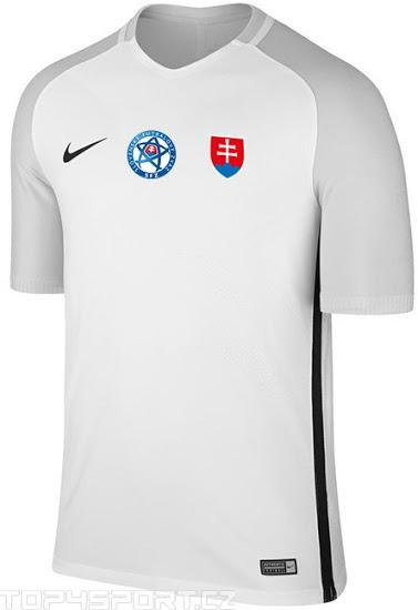 Camisetas de futbol eslovaquia 2017 2018