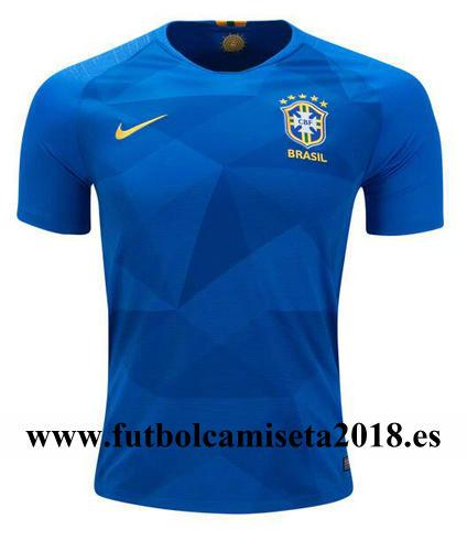 Camiseta brasil segunda equipación 2018