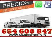 Traslados españa-boadilla del monte 91(;)3689819 portes en madrid